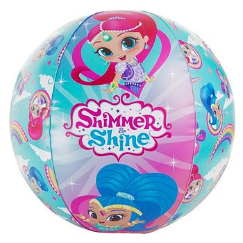 "Надувной мяч ""Shimmer shine"" EDEKA 50 см"