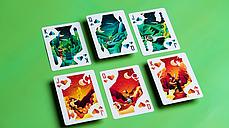 Карты игральные   Adventure Playing Cards by Riffle Shuffle, фото 3