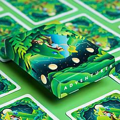 Карти гральні | Adventure Playing Cards by Riffle Shuffle