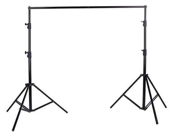 Тримач для фону фото-ворота, стійка ворота (2.8 х 3M), фото 2
