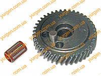 Шестерня для электролобзика Элпром ПЛЭ-100 + игольчатый., фото 1