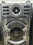 Акустическая портативная колонка A 12-11 с радиомикрофоном (USB/Bluetooth), фото 2