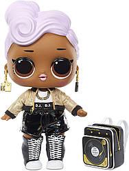"""LOL Surprise Big B.B. (Big Baby) - D.J. – 11"""" Large Doll (Большая малышка Диджей) 6+ (573067)"""