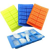Форма силиконовая для льда и конфет ЛЕГО
