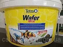 Tetra Wafer Mix  корм для рыб Тетра Вафер микс чипсы 100 граммов