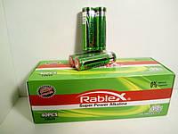 Алкалінові Батарейки АА Rablex