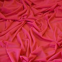 Сетка стрейч для нижнего белья / цвет красный / размер 0,5*1,5 м / заказ от 0,5 м (Цена указана за отрез 0,5)