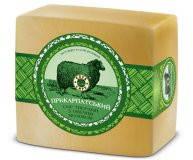 Сыр Клуб сиру Прикарпатский с овечьим молоком 50% 1кг