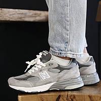 Женские кроссовки New Balance 993 Grey | Нью Беленс 993 серые