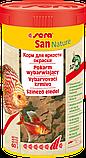 Sera San Nature корм для рыб Сера Сан хлопья 100 граммов, фото 3