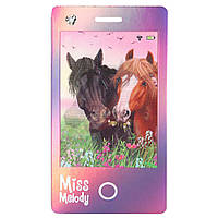 Записная книжка 3D Miss Melody (4010070349288)