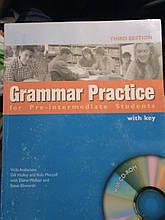 Grammar Practice PRE INTERMEDIATE + CD