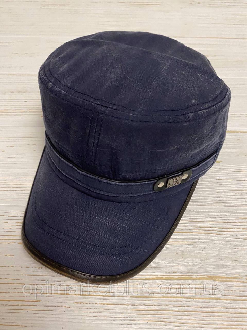 Кепки чоловічі, джинсові (57-60см) купити оптом від складу 7 км Одеса
