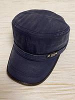 Кепки чоловічі, джинсові (57-60см) купити оптом від складу 7 км Одеса, фото 1