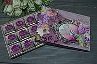 Набор конфет с 8 марта для женщин 180г, фото 1