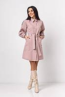 ✔️ Платье рубашечного кроя с широкими рукавами 42-48 размера разные расцветки
