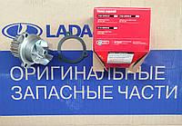Помпа 2170-2172 (16кл) 1117-1119 (16кл) металическая крыльчатка 8 лопастей АвтоВАЗ в упаковке ОАТ