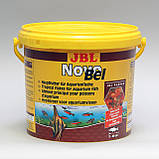 JBL NovoBel корм для рыб ЖБЛ Новобел хлопья 100 граммов, фото 3
