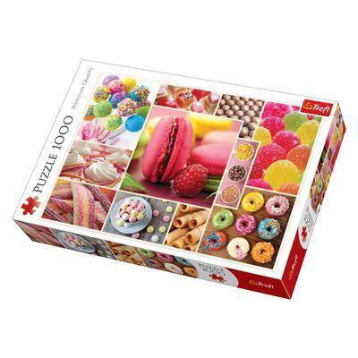 Пазл 1000 Trefl Колаж цукерок (Candy collage)