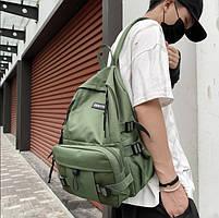 Рюкзак с карманами молодежный Cheng, фото 2