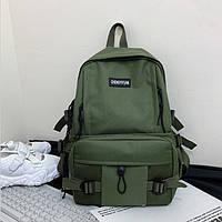 Рюкзак с карманами молодежный Cheng, фото 3