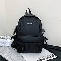 Рюкзак с карманами молодежный Cheng, фото 4