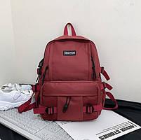 Рюкзак с карманами молодежный Cheng, фото 5