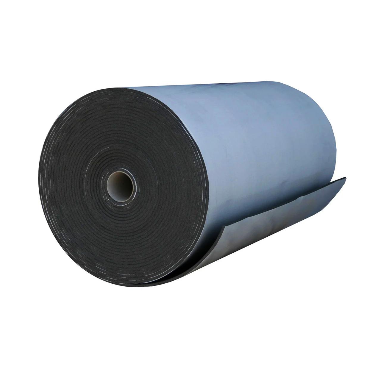 Химически сшитый самоклеющийся полиэтилен 5мм, пл.33кг\м3