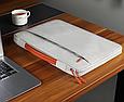 Чехол для Macbook Air/Pro 13,3'' - сірий, фото 8