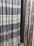 Тюль сітка для спалень, вітальні або кухні .Колір: Молочний, фото 2
