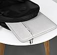 Чехол для Макбук Macbook Air/Pro 13,3'' 2008-2020 - бежевый, фото 7