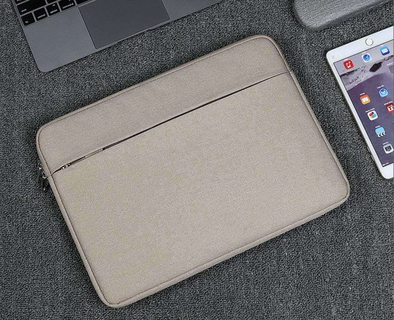 Чехол для Макбук Macbook Air/Pro 13,3'' 2008-2020 - бежевый