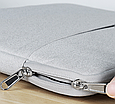 Чехол для Макбук Macbook Air/Pro 13,3'' 2008-2020 - серый, фото 10