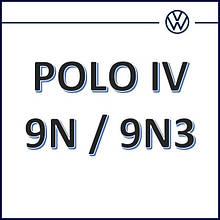 Volkswagen Polo IV 9N / 9N3