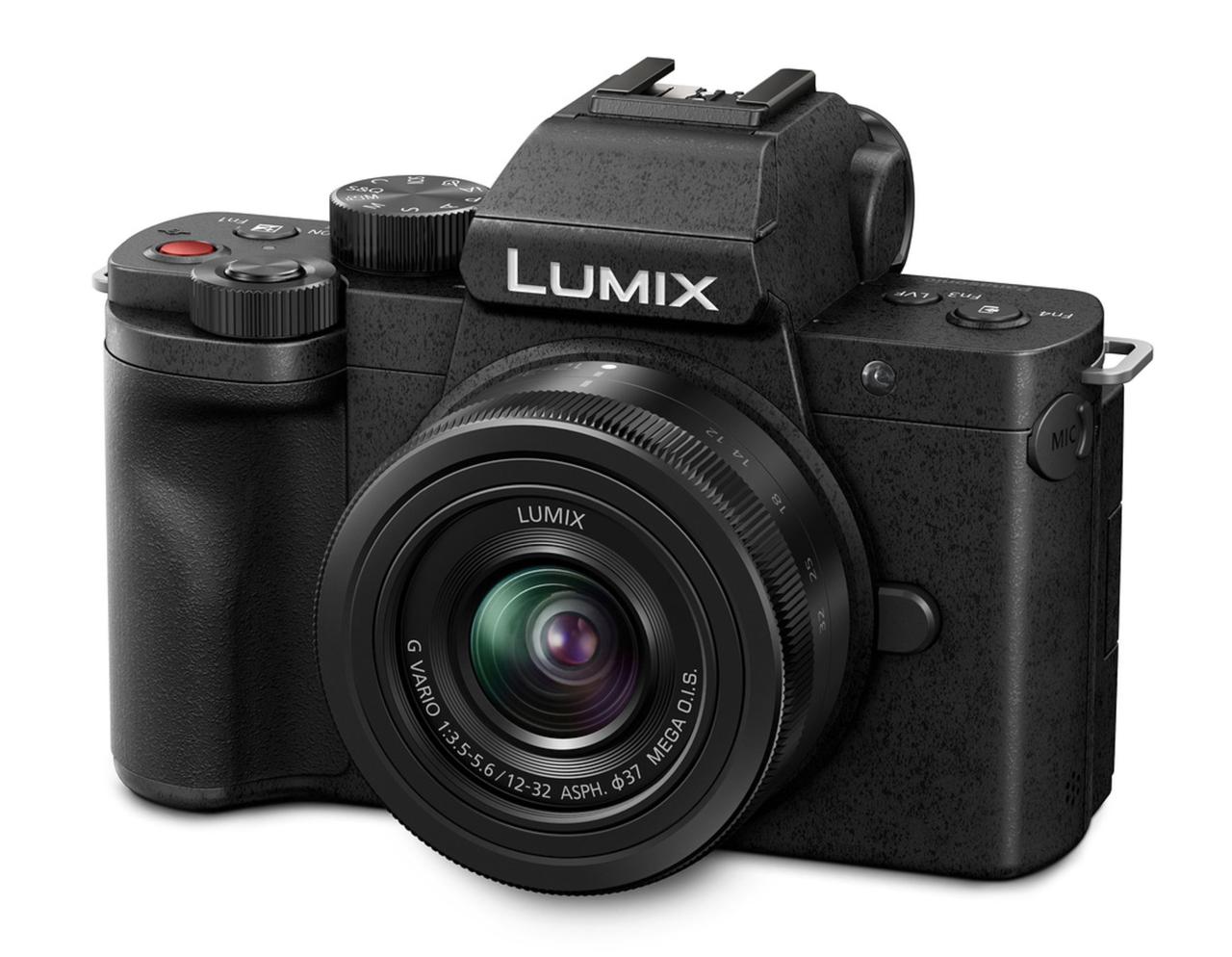 Фотоаппарат Panasonic Lumix DC-G100 kit 12-32mm