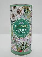 Чай в подарочной упаковке Lovare Emperor's Dream Мечты Императора, тубус, 80 г