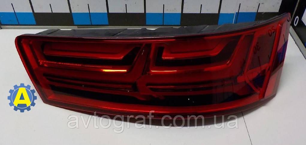 Фонарь внешний правый Audi Q7 2015-2020 (4M)