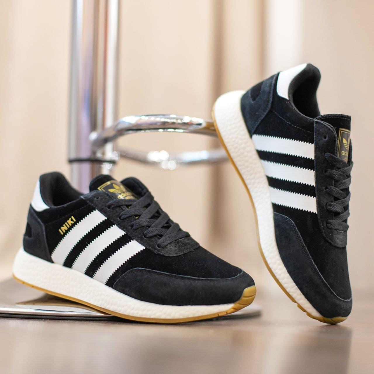 Adidas INIKI чоловічі кросівки тільки 44р