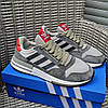 Кросівки Adidas ZX 500 RM Commonwealth сірі ОРИГІНАЛ р-р 41