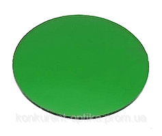 Минеральная стеклянная глаукомная солнцезащитная линза