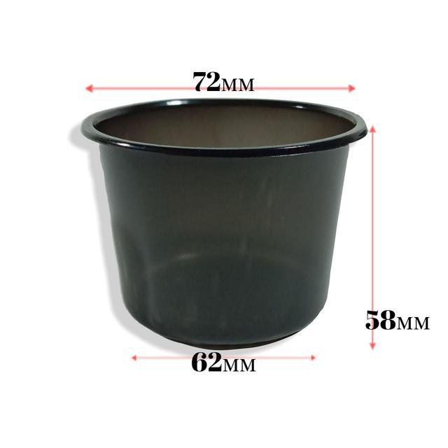 мягкий горшок для рассады 180мл