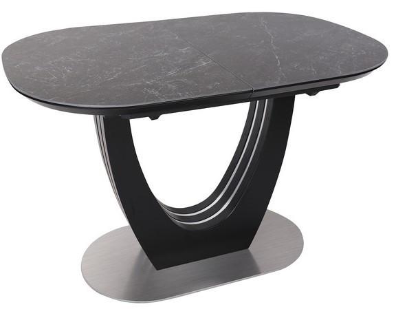 Стол керамический раскладной TML-865-1 от ТМ VetroMebel