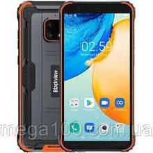 """Смартфон Blackview BV4900 pro колір помаранчевий (""""5.7-екран, пам'яті 4/64, акб 5580 маг) NFC"""