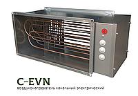 Канальный электрический нагреватель C-EVN-50-25-24