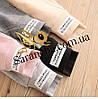 Спортивные брючки на манжете с эмблемой двунитка черная, фото 4