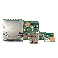 Плата Card Reader, USB Lenovo IdeaPad S203, S206 GOOFY IO BOARD Rev:2.2 69N095B10C01 БУ