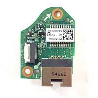 Плата LAN Toshiba Satellite S50-B, S50t-B, S55-B, S55t-B DA0BLNPC8C0 REV:C БУ