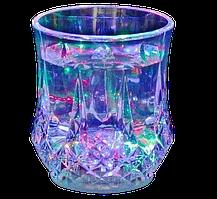 Склянку з підсвічуванням FLASH COLOR CUP - LED світиться стакан