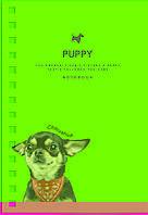 Тетрадь В6/144 пл.обл. PUPPY YES