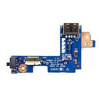 Плата USB Dell Latitude E5540 VAW50 LS-A102P Rev:1.0 БУ